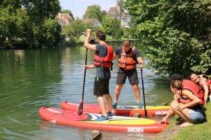 Découverte de nouvelle sensation sur le paddle