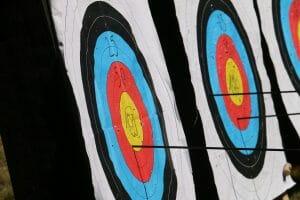 Découverte du Tir à l'arc sur cible