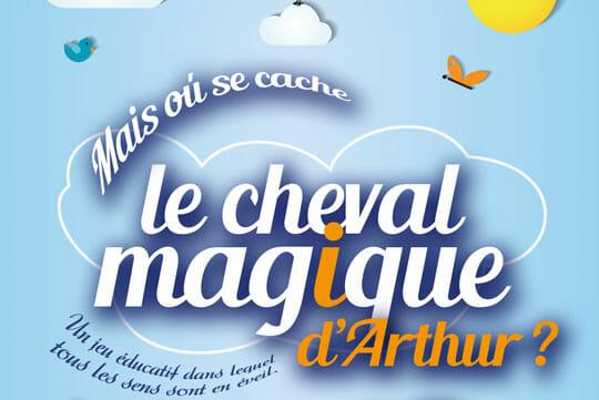 OU SE CACHE LE CHEVAL MAGIQUE D'ARTHUR ?